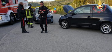 Catanzaro, incidente a Martelletto