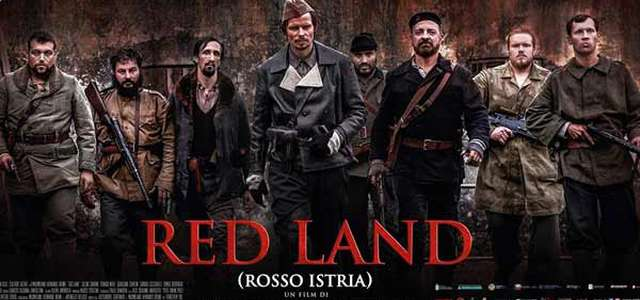 RED LAND , Film sulle foibe a Catanzaro